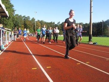 Lauftag Gymnasium Doerpen 1