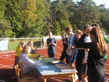 Lauftag Gymnasium Doerpen 6