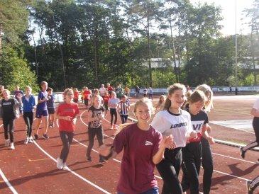 Lauftag Gymnasium Doerpen 7