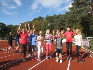Lauftag Gymnasium Doerpen 8